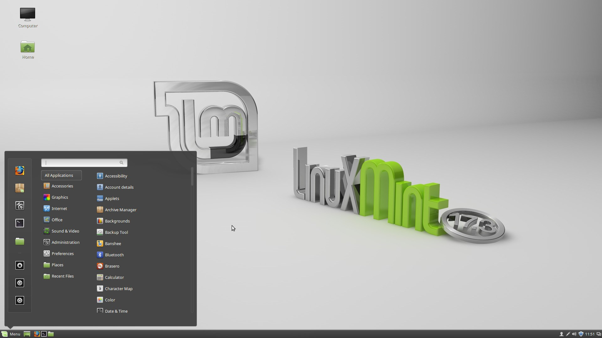 Linux Mint screenshot 0
