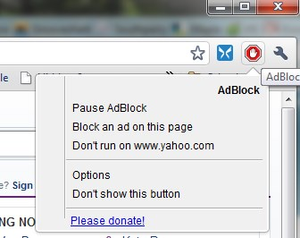 AdBlock screenshot 0