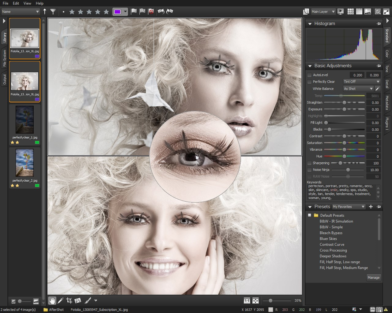 Corel AfterShot Pro screenshot 0