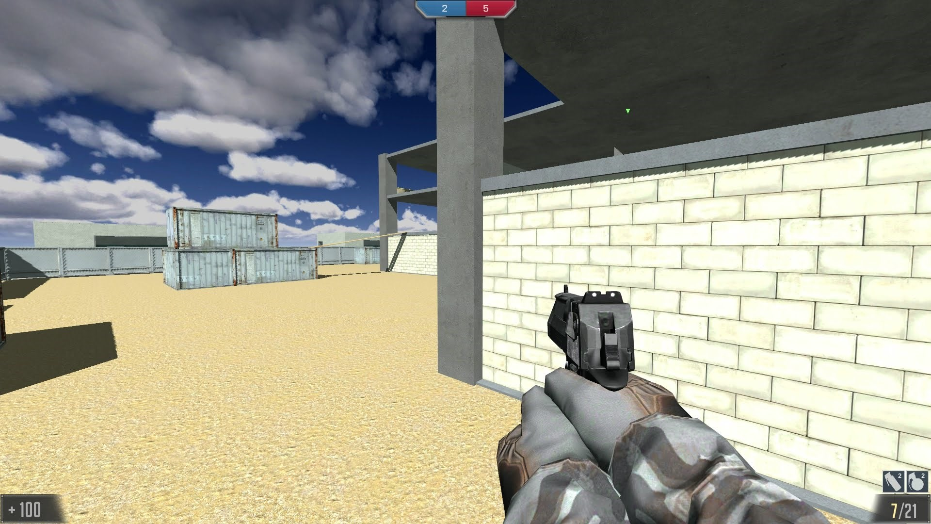 AU Modern FPS screenshot 1