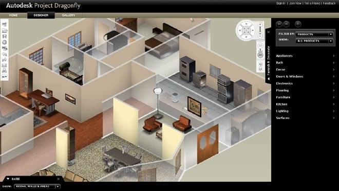 Autodesk homestyler for Autodesk homestyler online