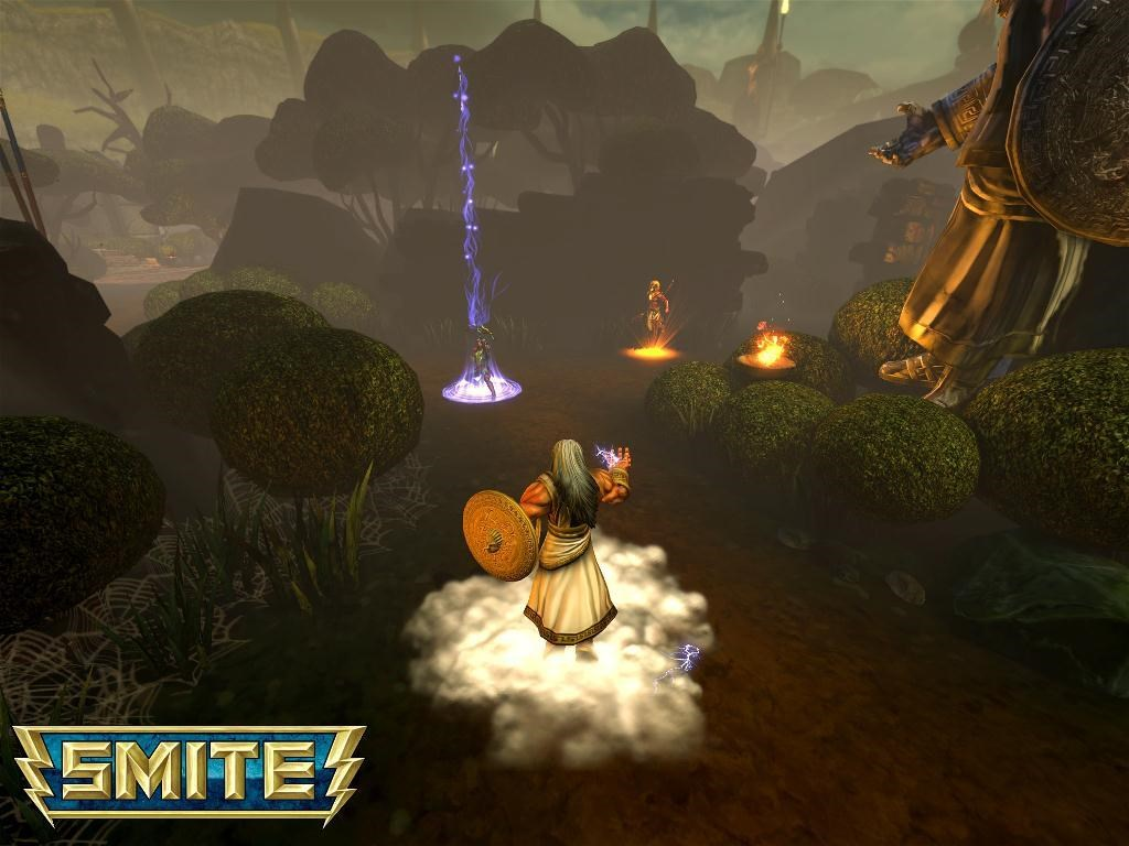 Smite screenshot 0