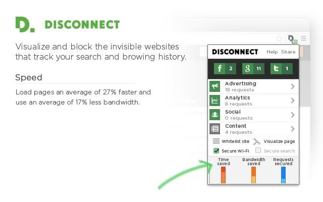 Disconnect screenshot 2
