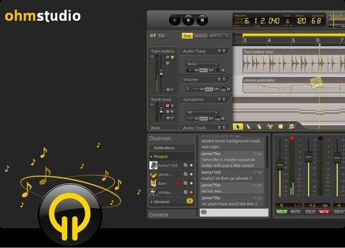 Ohm Studio screenshot 0