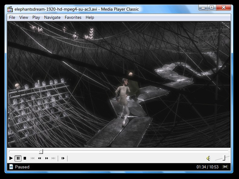 Media Player Classic screenshot 0