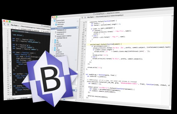 BBEdit screenshot 0
