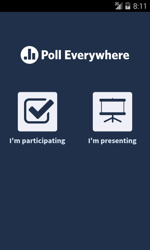 Poll Everywhere screenshot 0