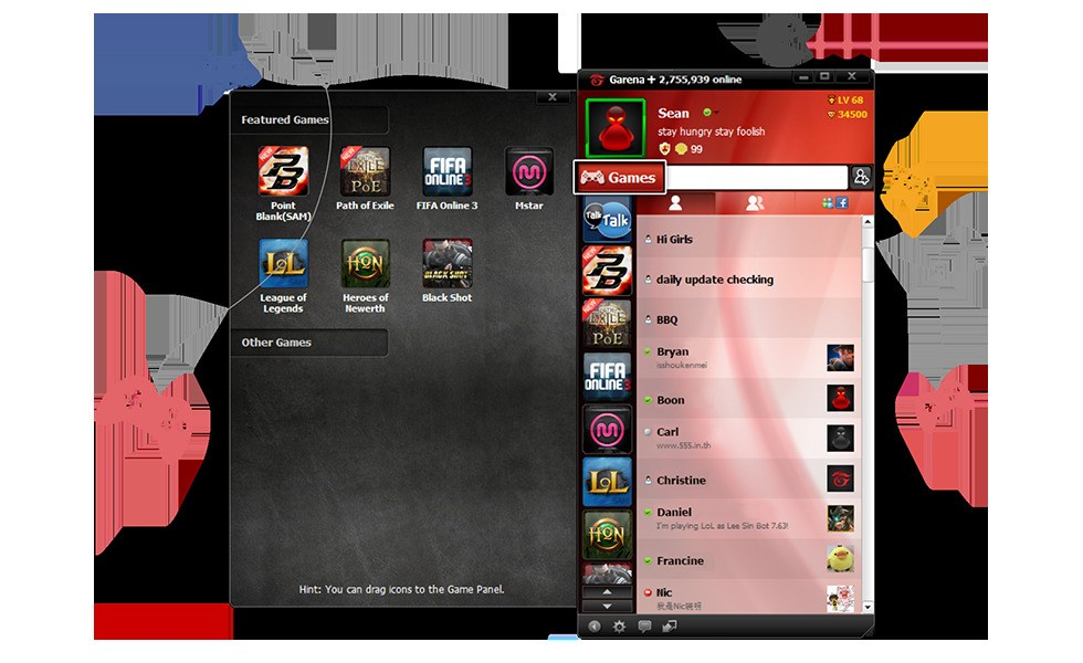 Garena Plus screenshot 1