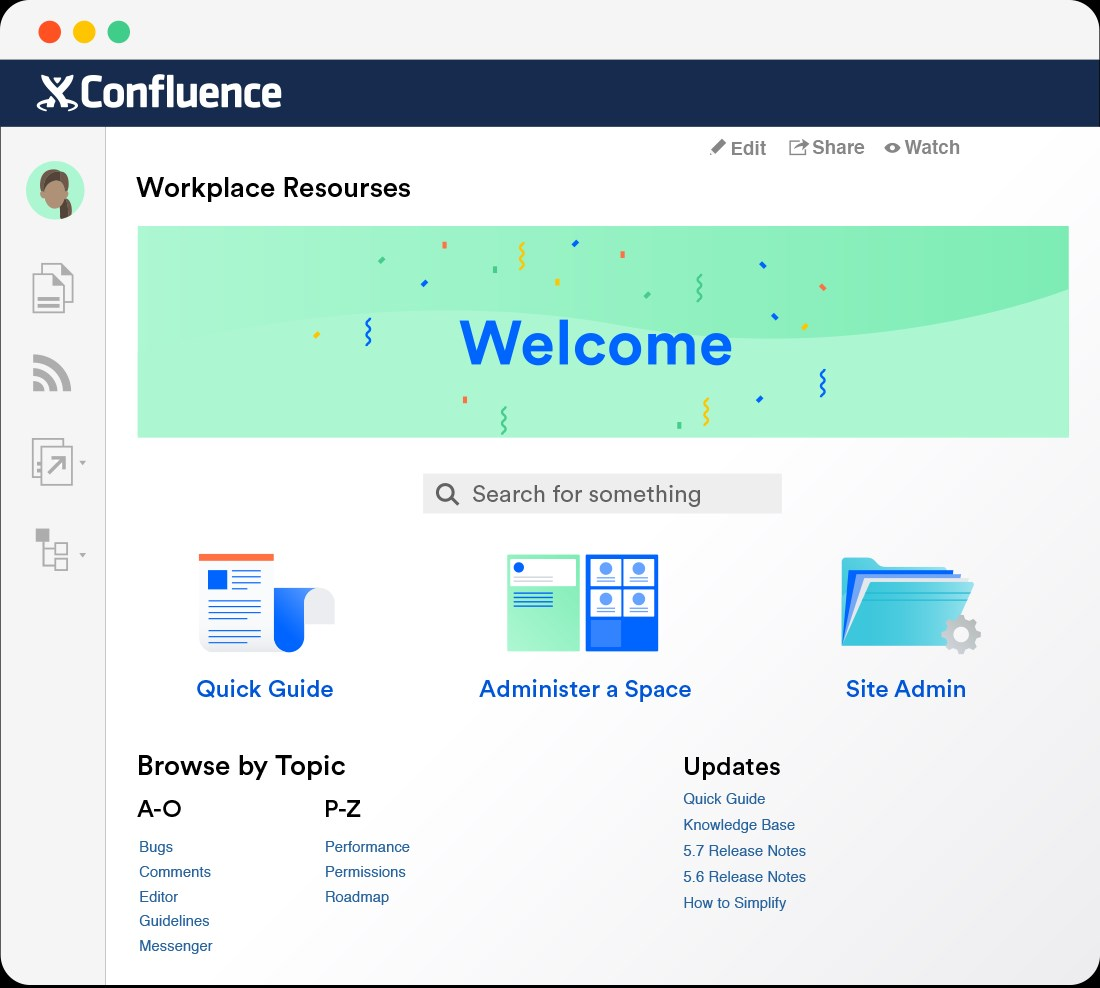 Confluence screenshot 0