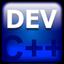 Bloodshed Dev-C++ icon