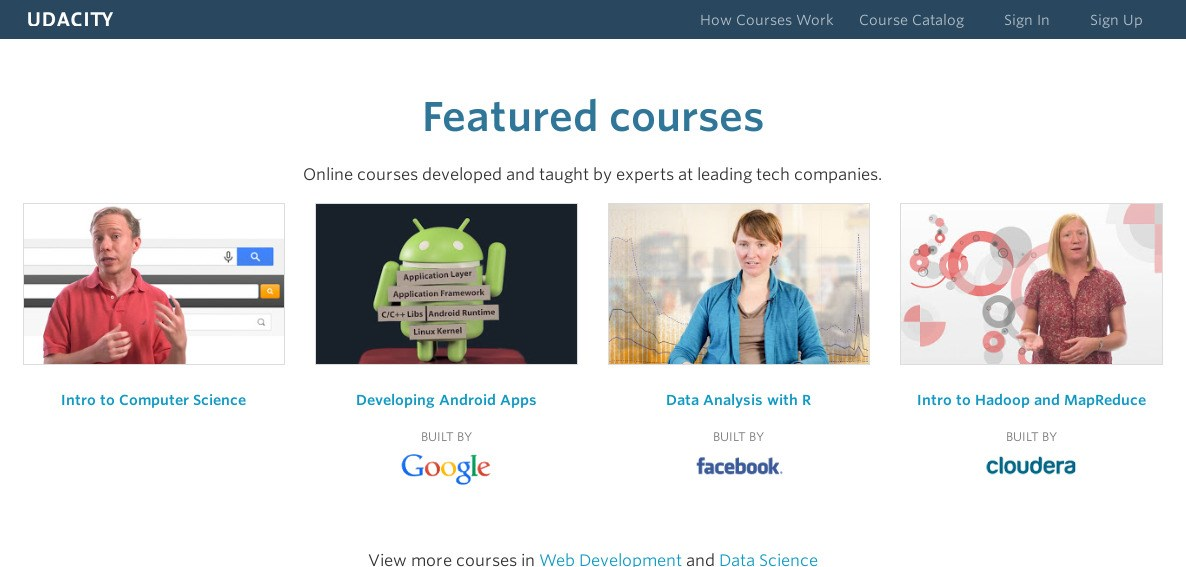 Udacity screenshot 0