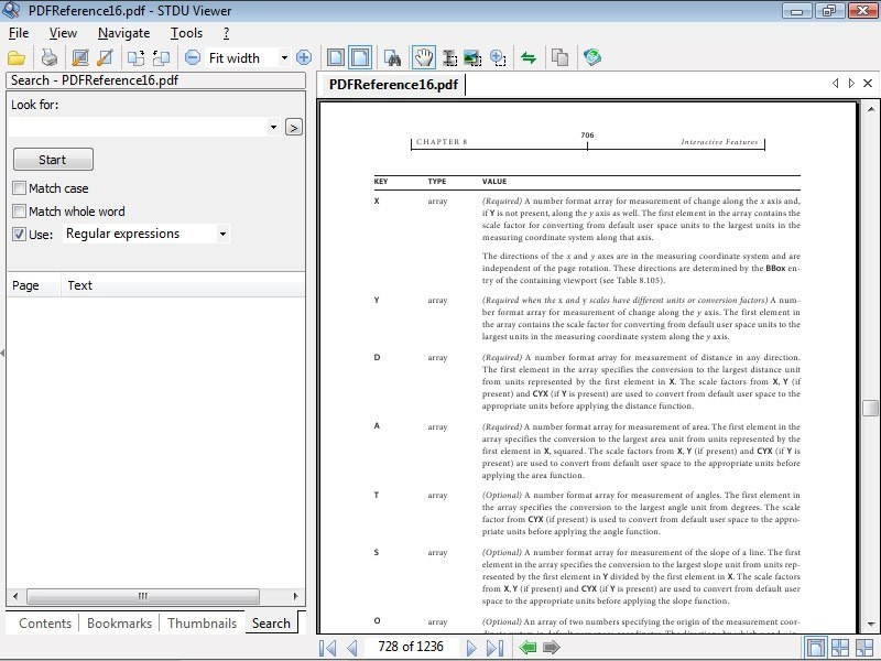 STDU Viewer screenshot 2
