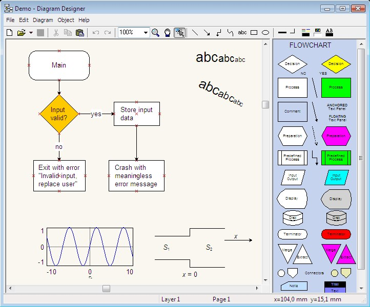 Diagram Designer screenshot 0