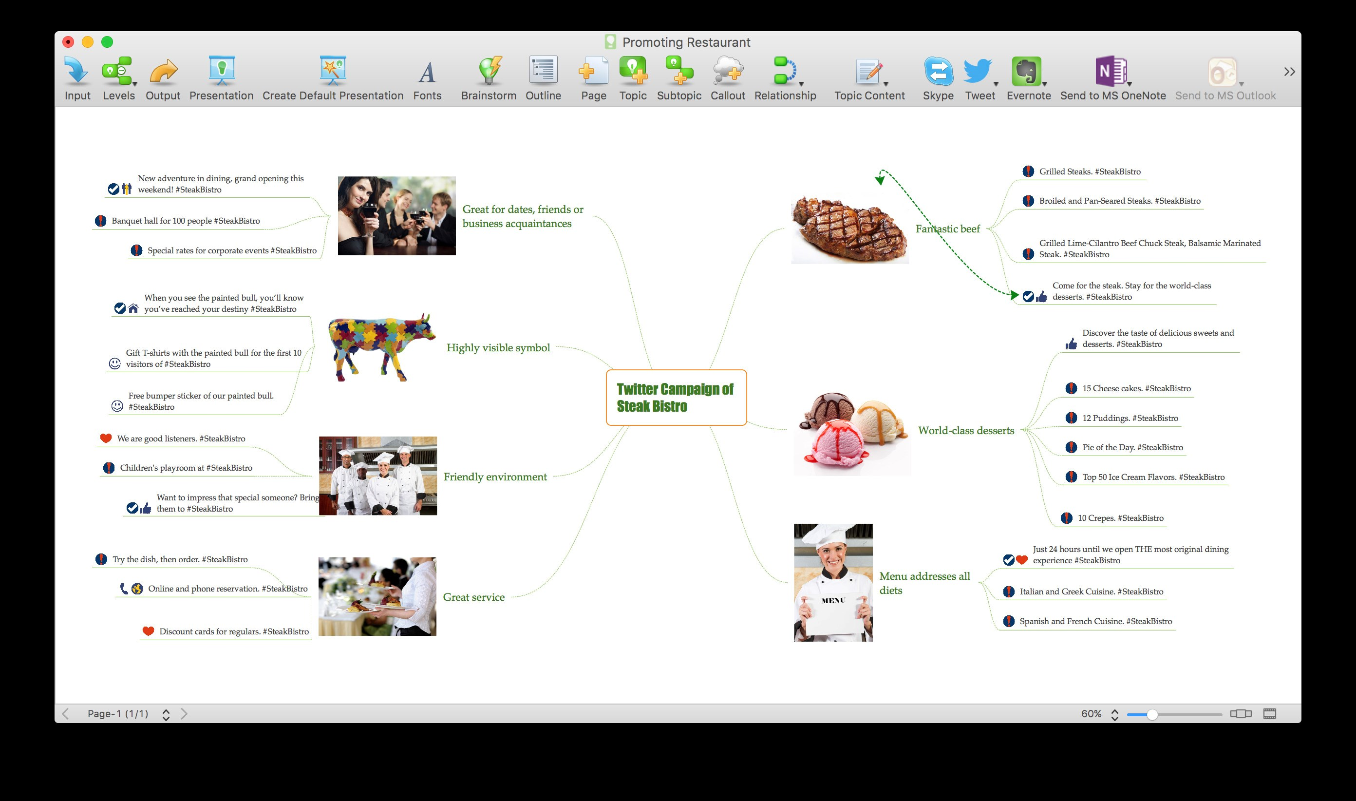 ConceptDraw MindMap screenshot 2