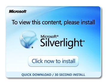 Microsoft Silverlight screenshot 0