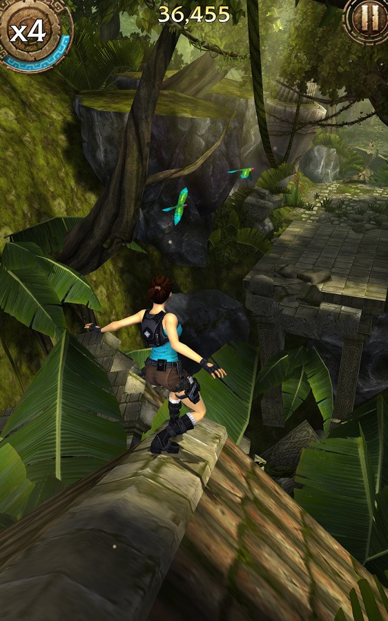 Lara Croft: Relic Run screenshot 0