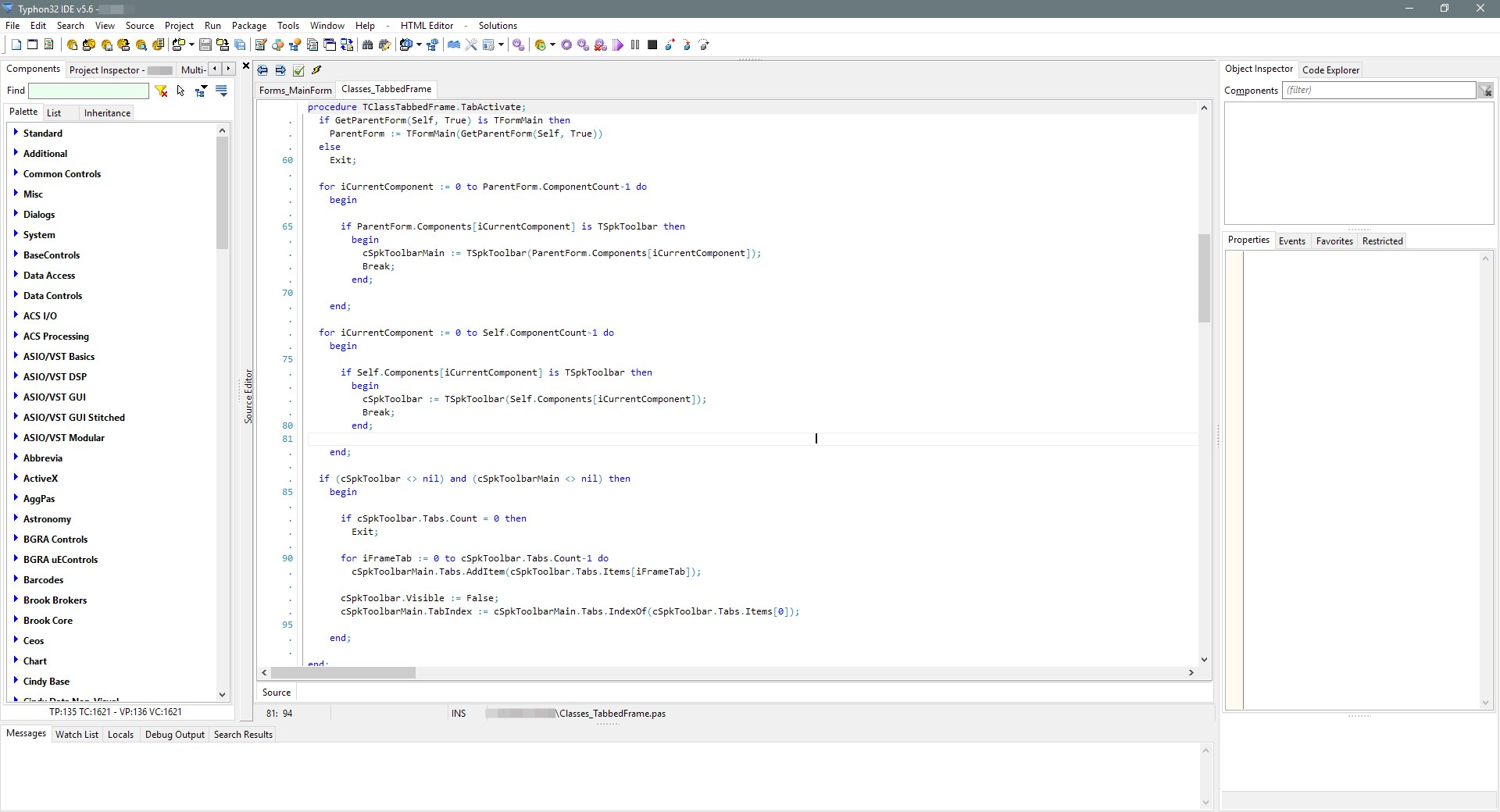 CodeTyphon screenshot 0
