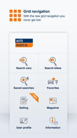 AutoScout24 screenshot 0
