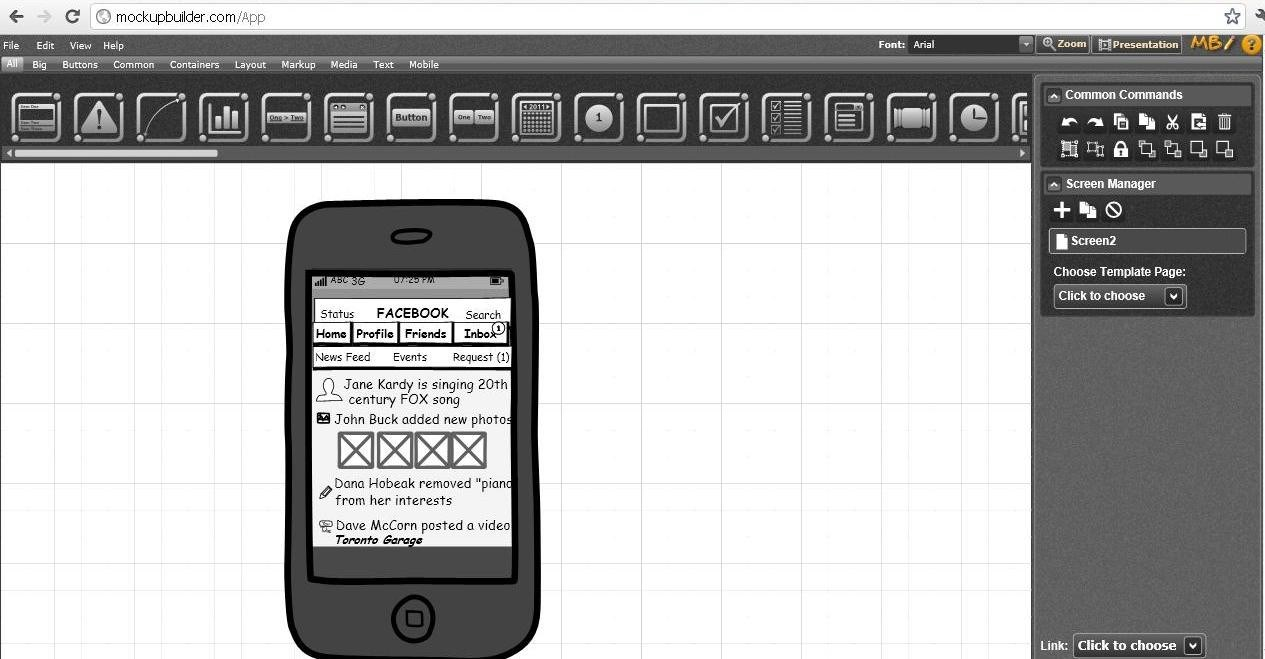 Mockup Builder screenshot 1