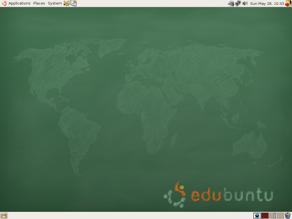 Edubuntu screenshot 0