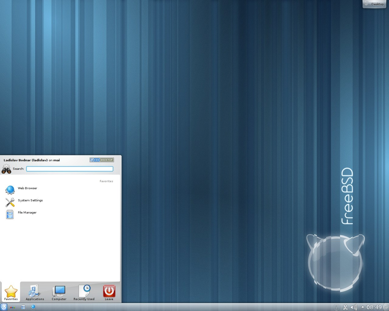 FreeBSD screenshot 0