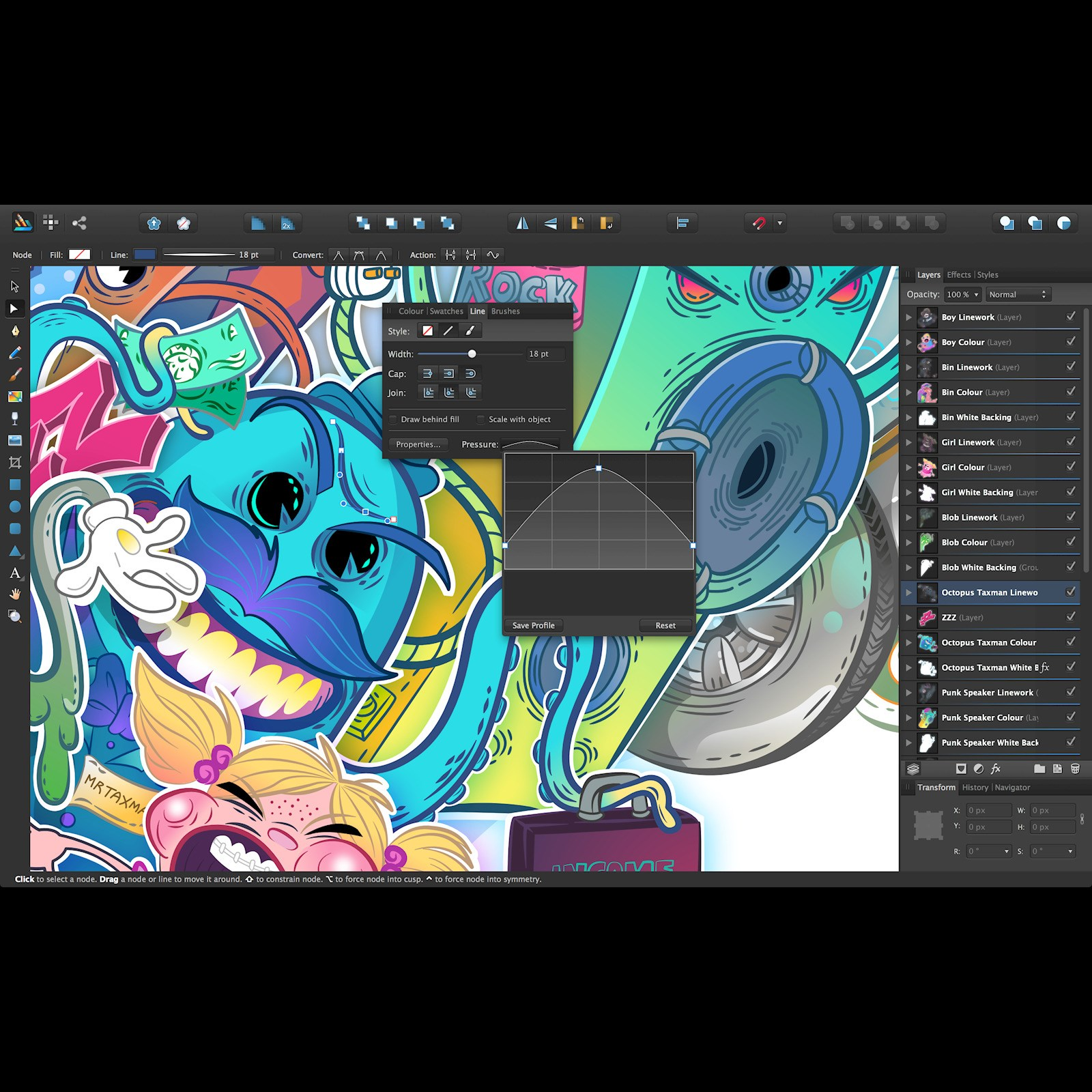 Affinity Designer screenshot 2