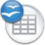 Apache OpenOffice Calc icon