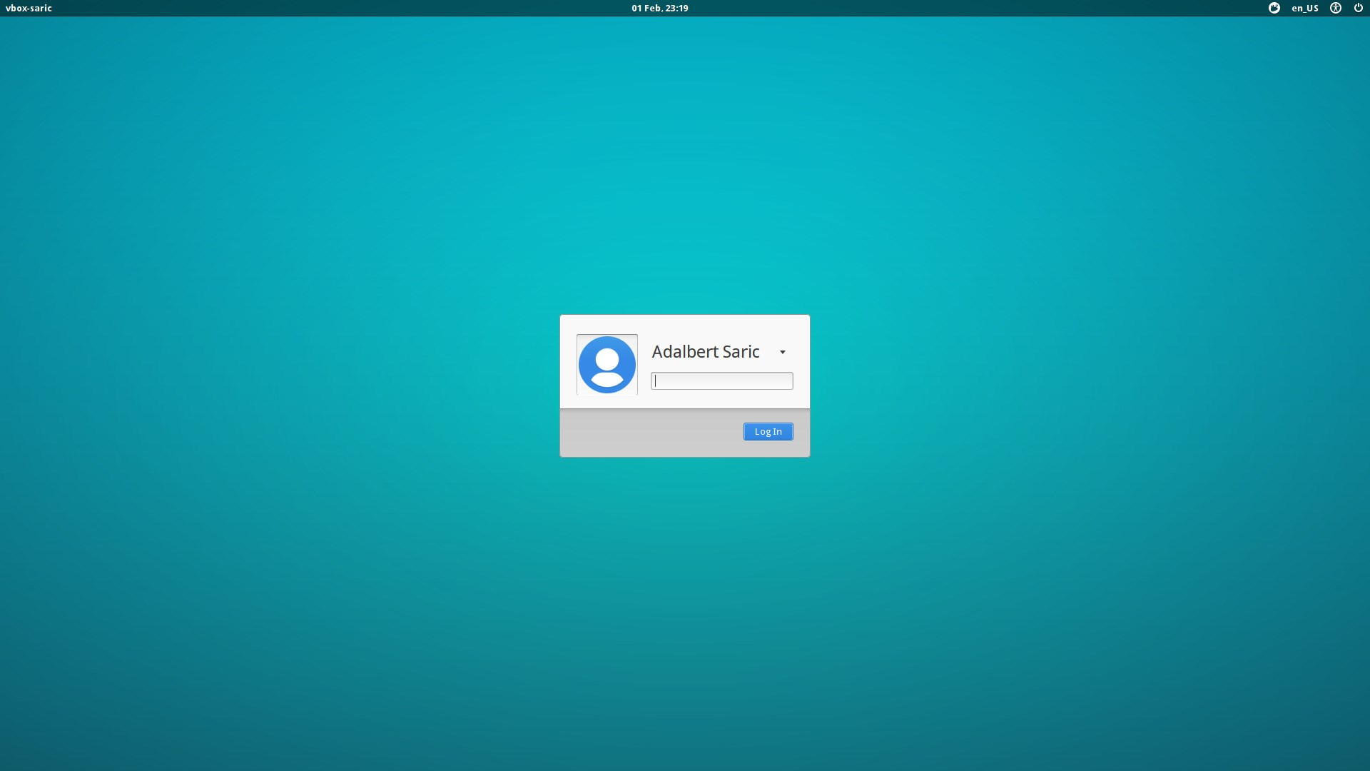 Xubuntu screenshot 0