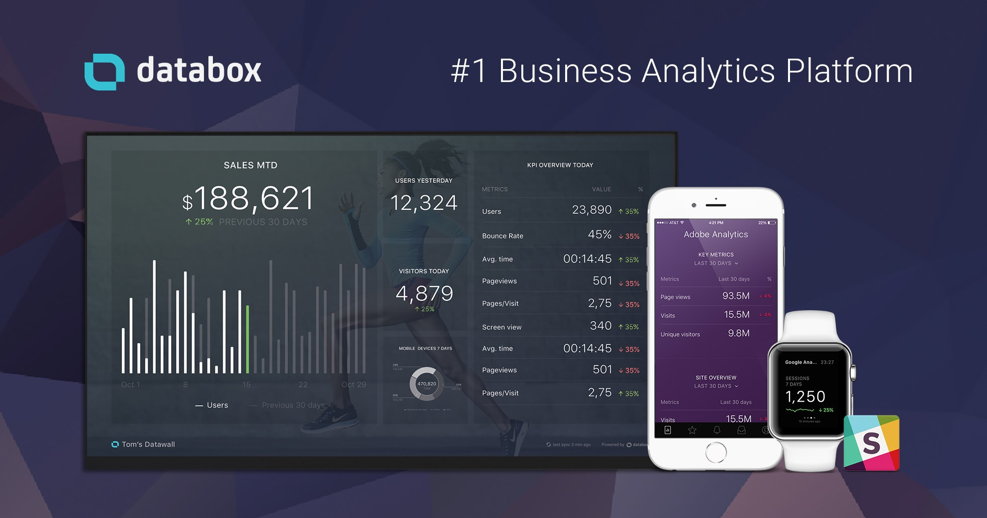 Databox screenshot 0