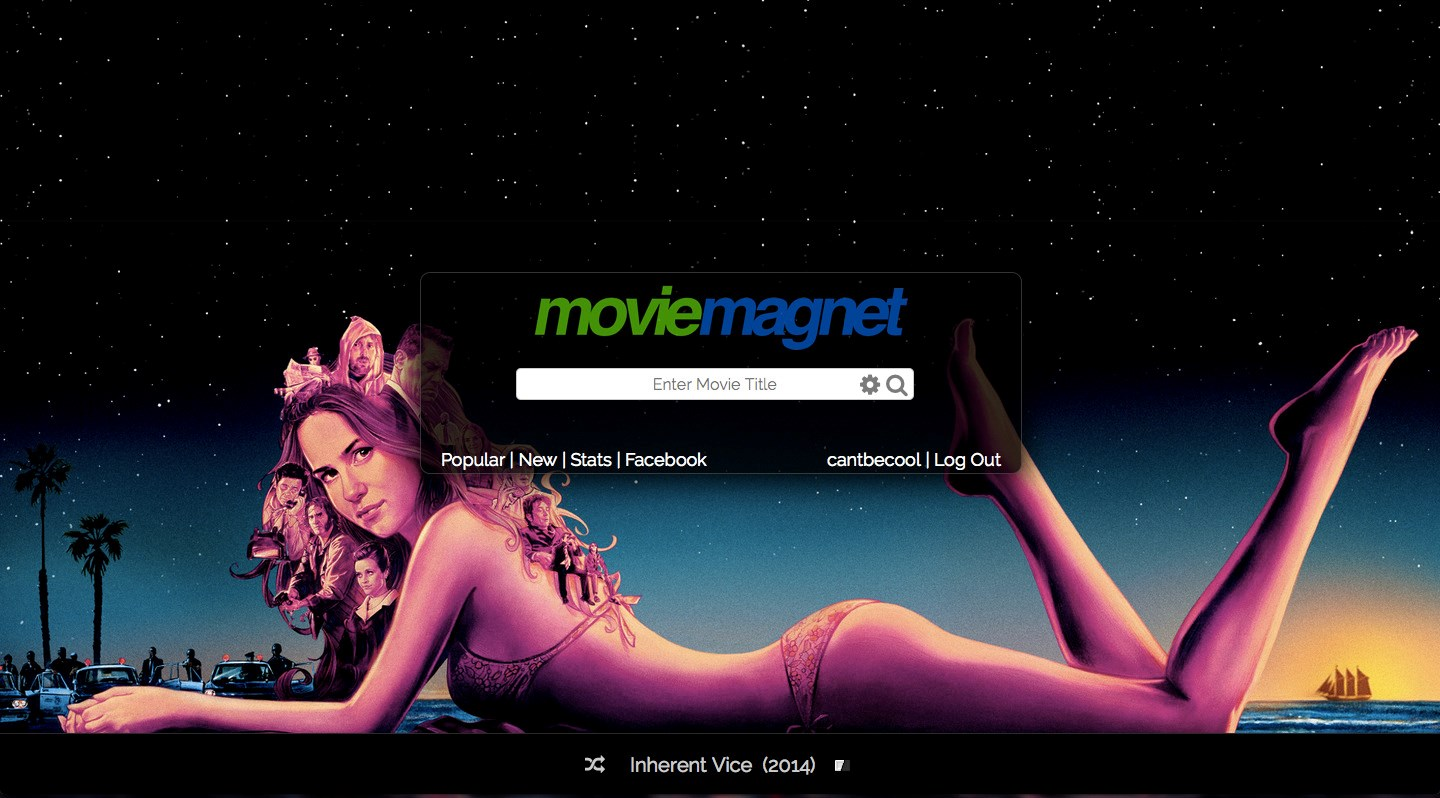 moviemagnet.co screenshot 0