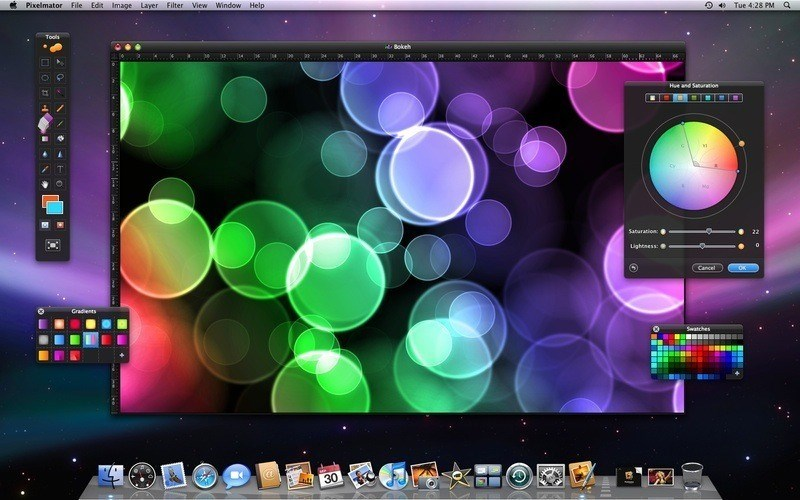 Pixelmator screenshot 1