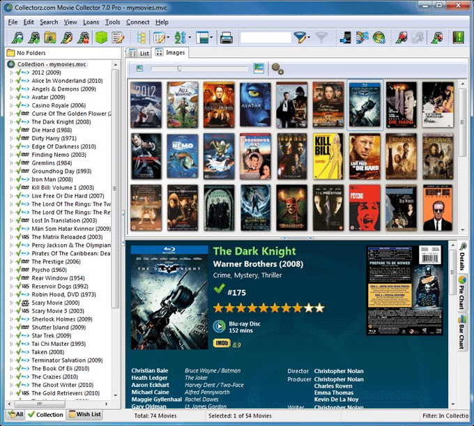 Movie Collector screenshot 0