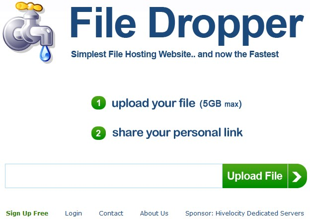 FileDropper.com screenshot 0