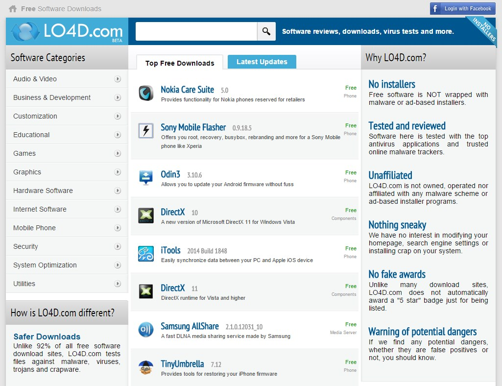 LO4D.com screenshot 0