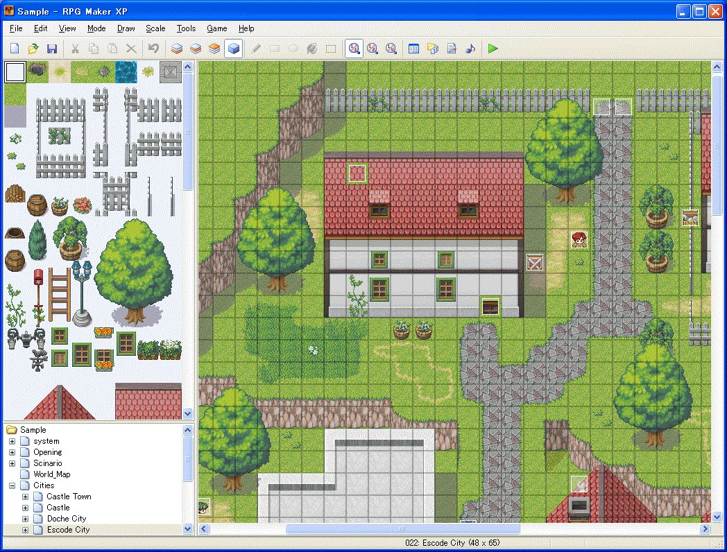 RPG Maker screenshot 2