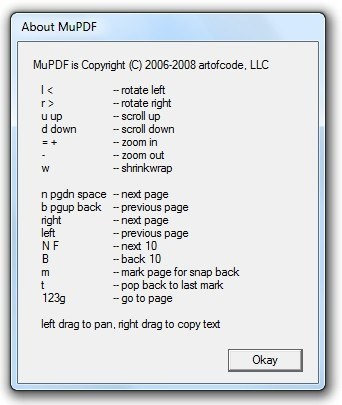 MuPDF screenshot 1