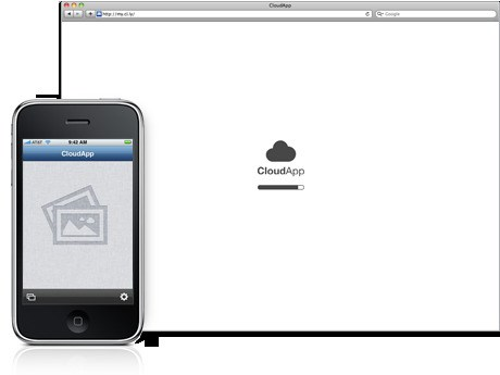 CloudApp screenshot 1