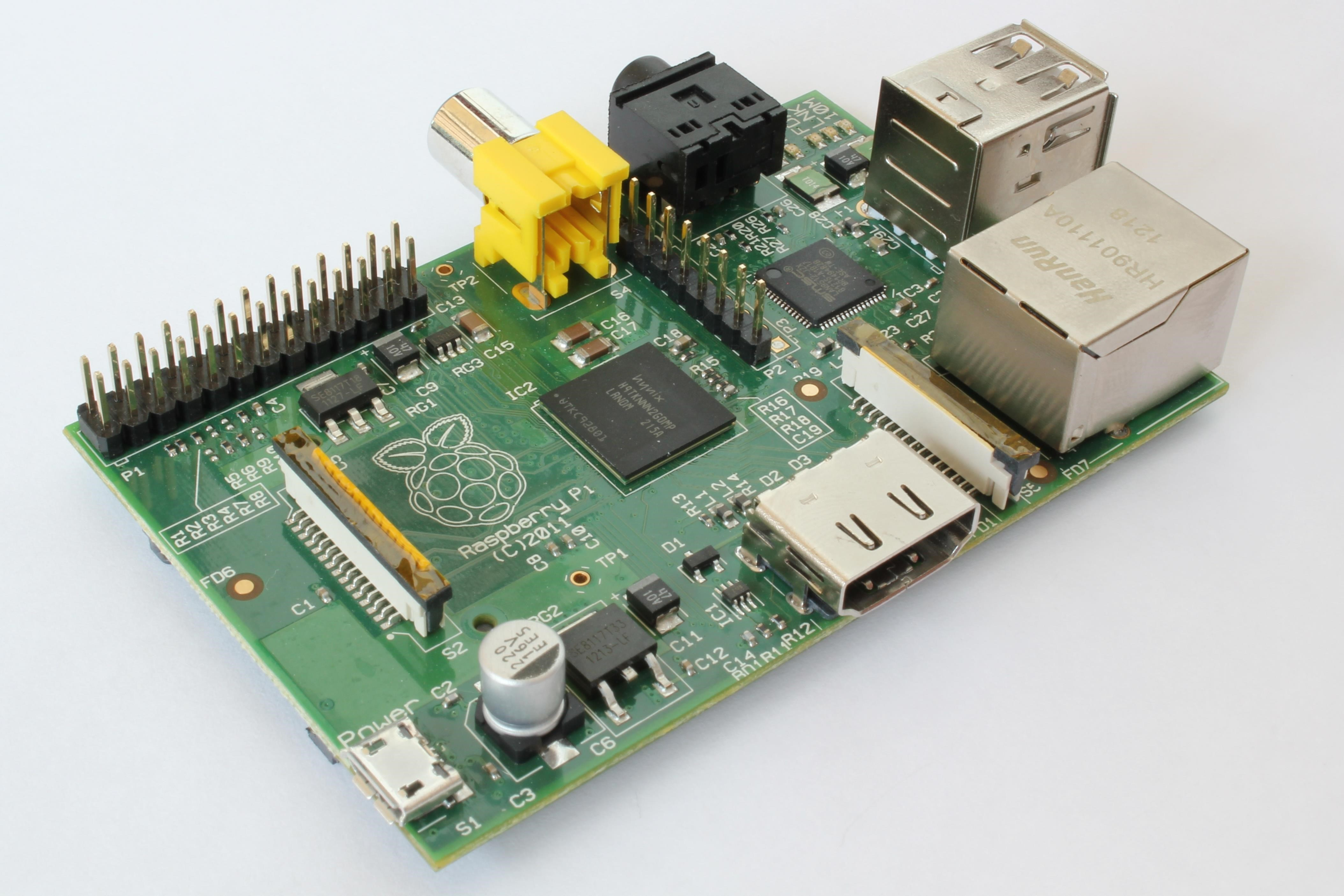 Raspberry Pi screenshot 0
