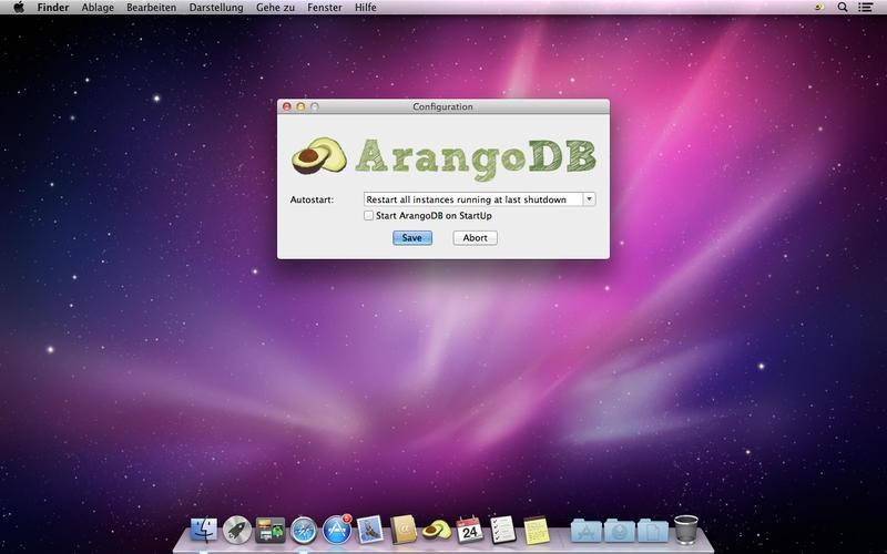 ArangoDB screenshot 0