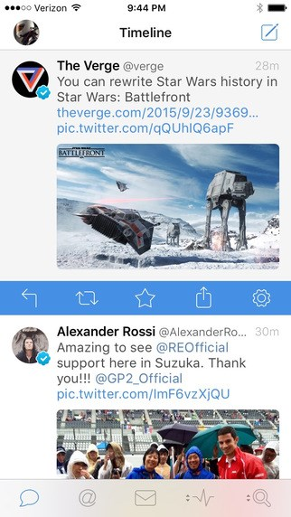 Tweetbot screenshot 0