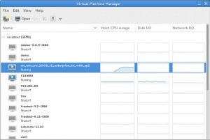 virt-manager screenshot 0
