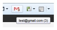Gmail Notifier (restartless) screenshot 0