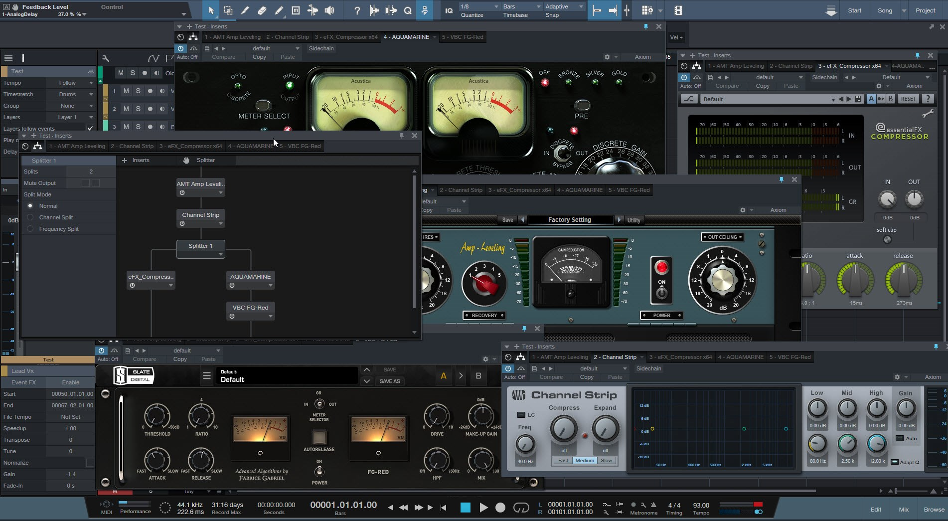 Studio One screenshot 2