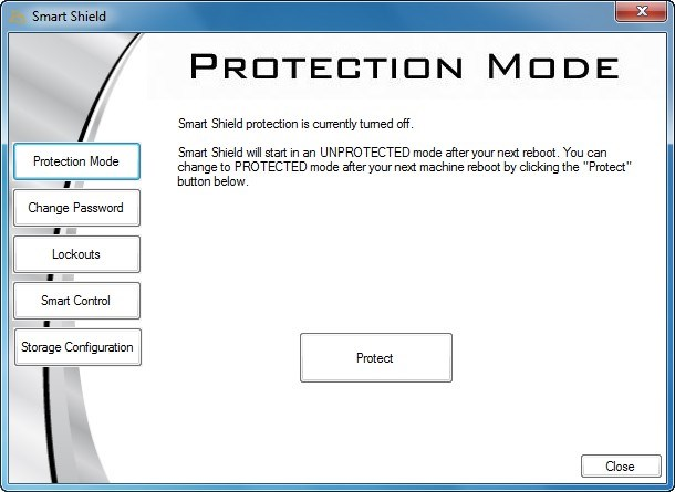 SmartShield screenshot 1