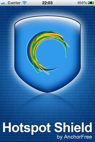 Hotspot Shield screenshot 2