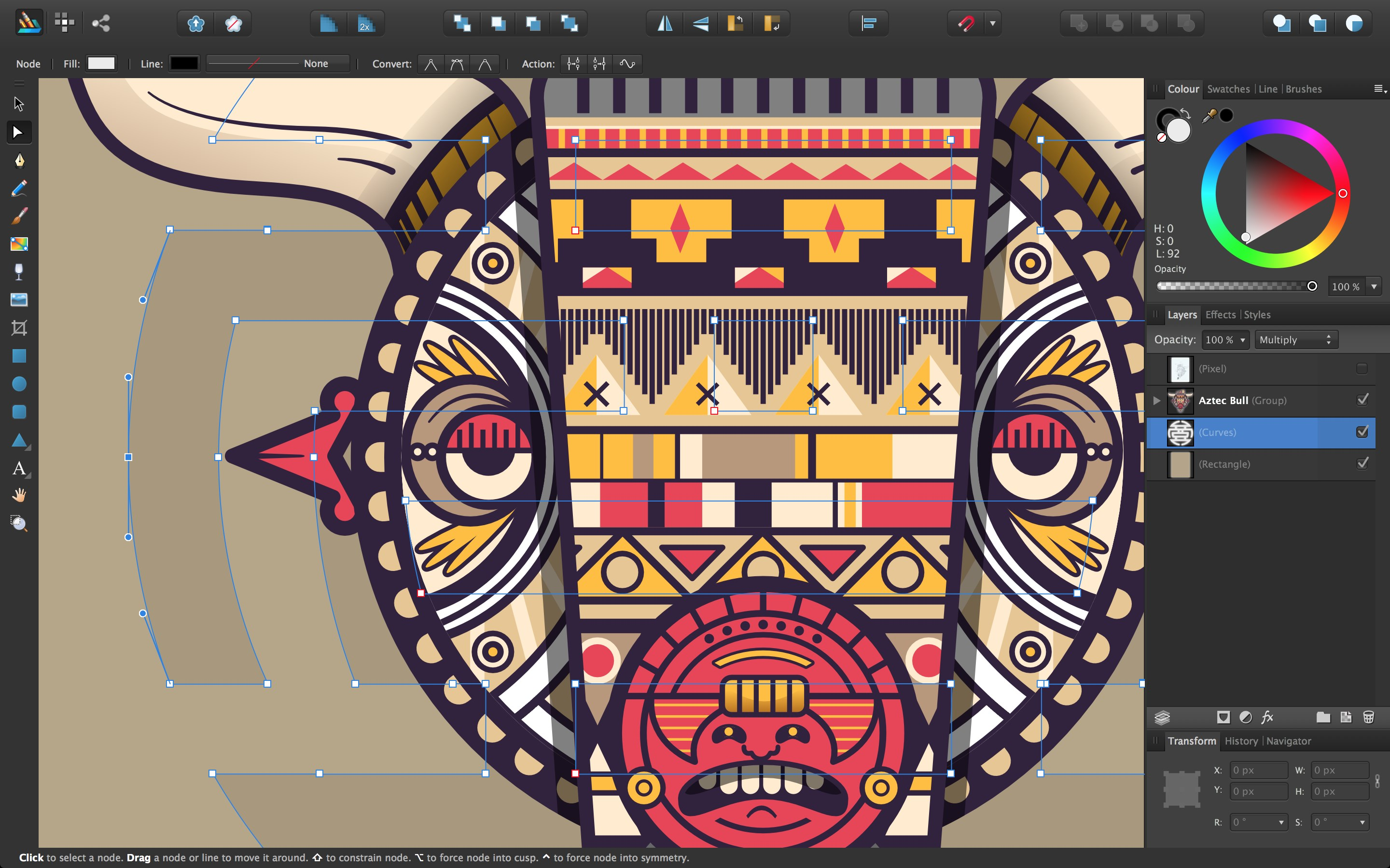 Affinity Designer screenshot 0