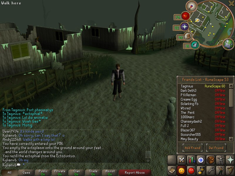 Runescape screenshot 0