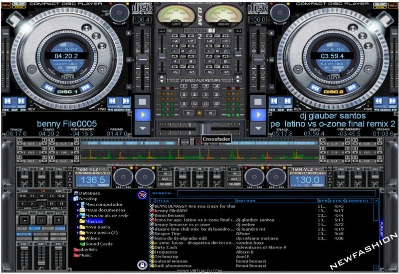 VirtualDJ screenshot 0