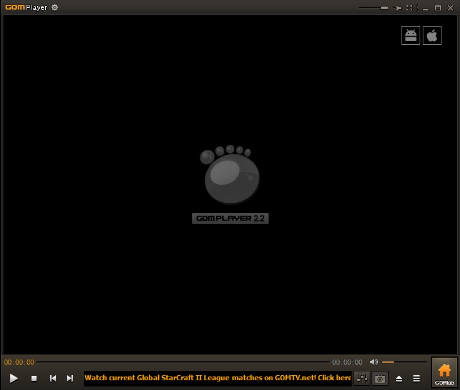GOM Media Player screenshot 0