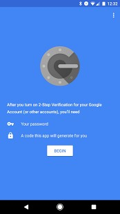 Google Authenticator screenshot 0